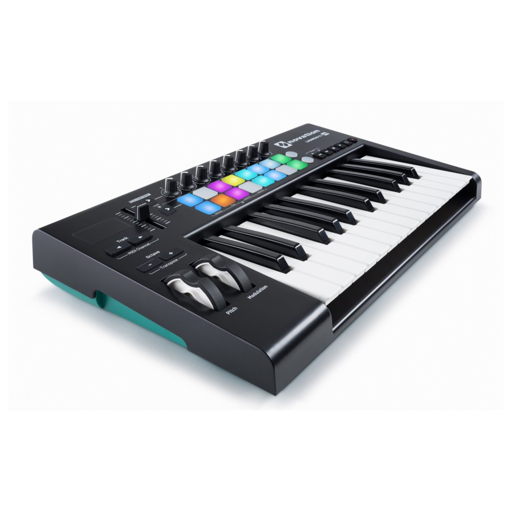 Midi клавиатура NOVATION Launchkey 25 MK2. Фотография 2