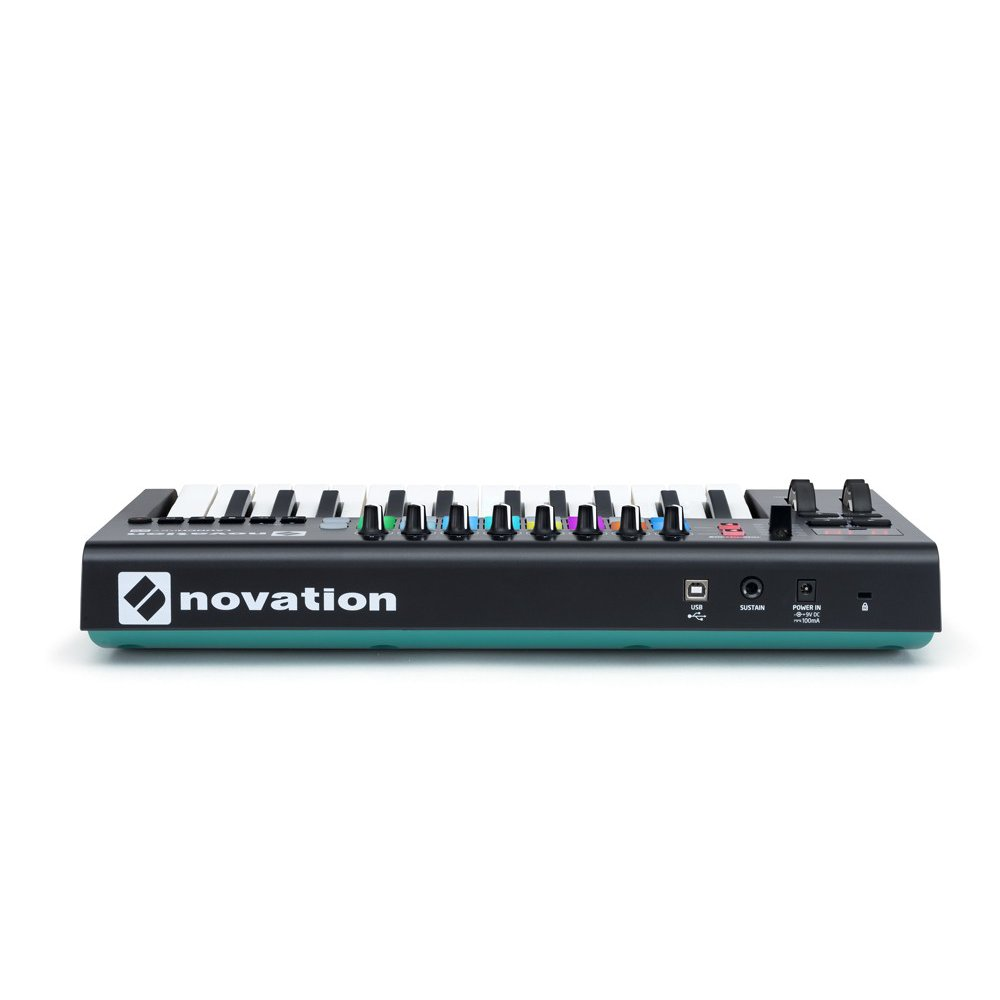 Midi клавиатура NOVATION Launchkey 25 MK2. Фотография 3