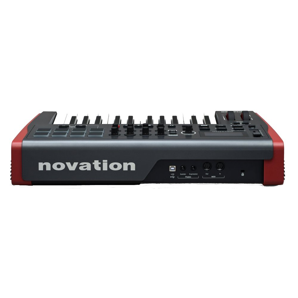 Midi клавиатура NOVATION Impulse 25. Фотография 3