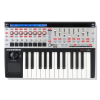 Midi клавиатура NOVATION 25 SL mk II